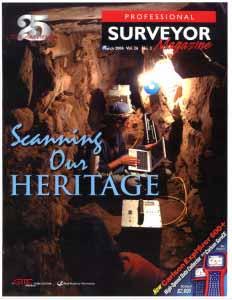 Professional Surveyor magazine