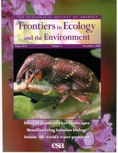 ecology magazine