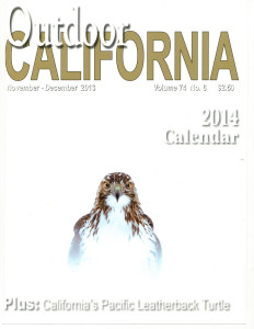 Outdoor California magazine
